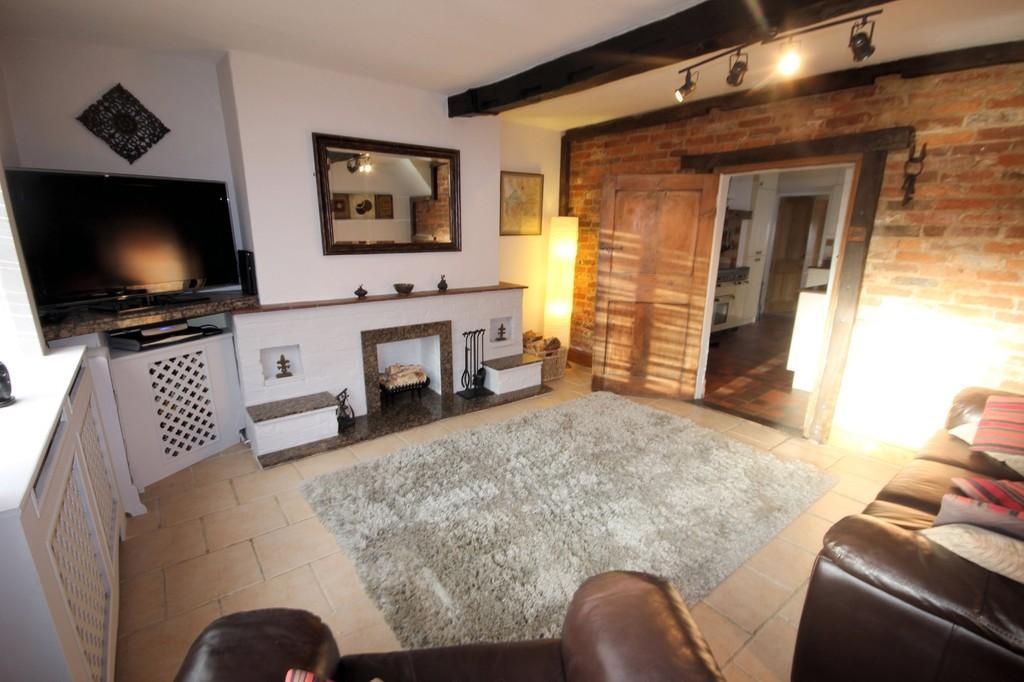 2 Bedrooms Terraced House for sale in Wood Street, Ashby-de-la-Zouch