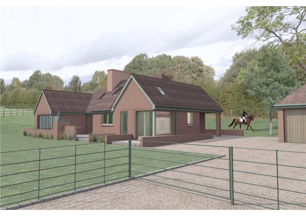 3 Bedrooms Plot Commercial for sale in Hollyhurst, Marbury, Whitchurch, Shropshire