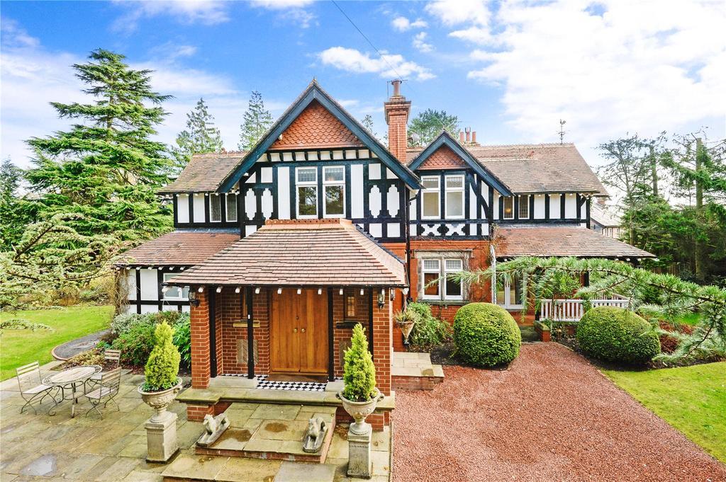 5 Bedrooms House for sale in Rossett Green Lane, Harrogate, North Yorkshire