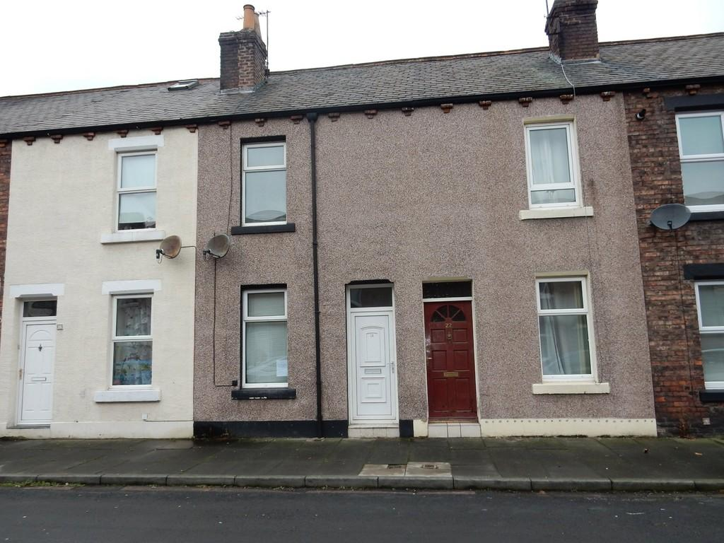 2 Bedrooms Terraced House for sale in Gloucester Road, Carlisle