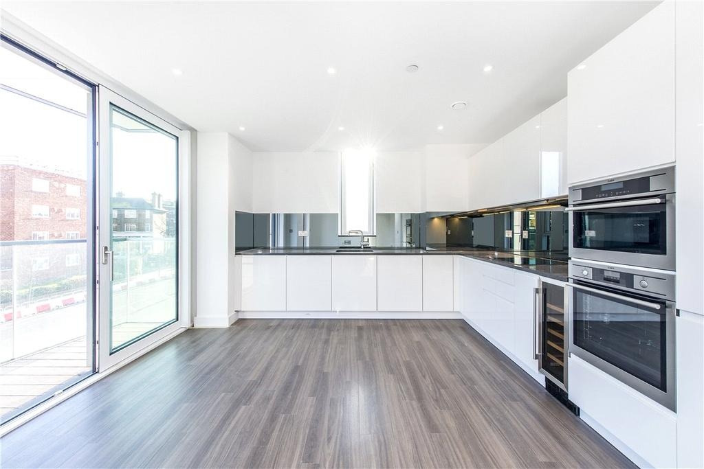 3 Bedrooms Apartment Flat for sale in Pinto Tower, 4 Hebden Place, London, SW8
