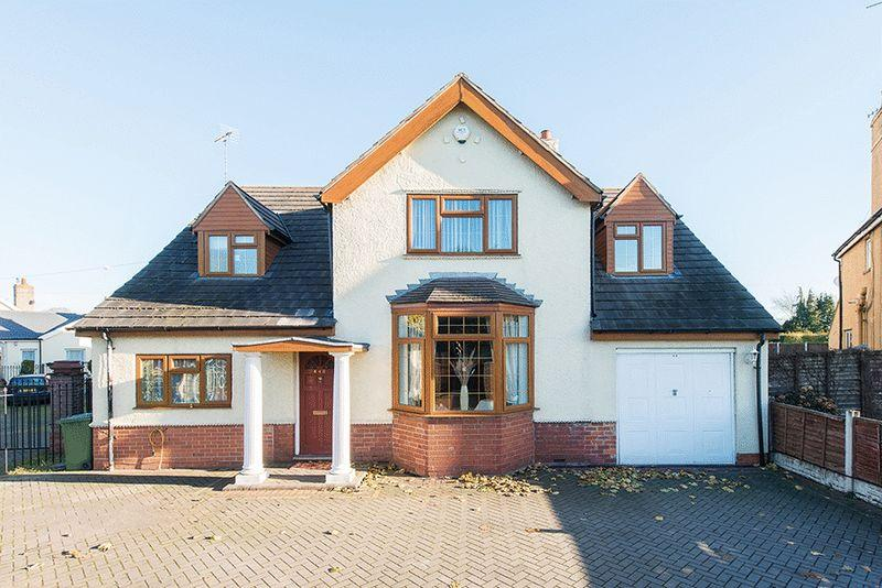 4 Bedrooms Detached House for sale in Stourport Road, Kidderminster DY11 7BD