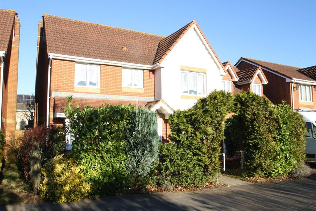 5 Bedrooms Detached House for sale in Pomphrey Hill, Mangotsfield