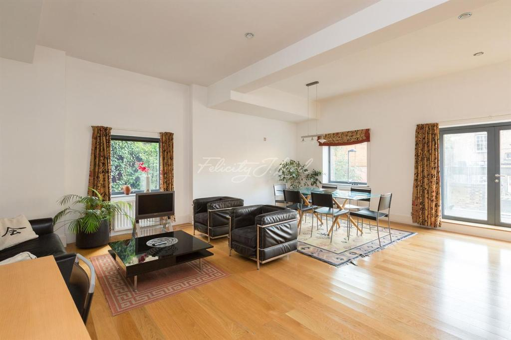 1 Bedroom Flat for sale in Odessa Wharf, Surrey Quays, SE16