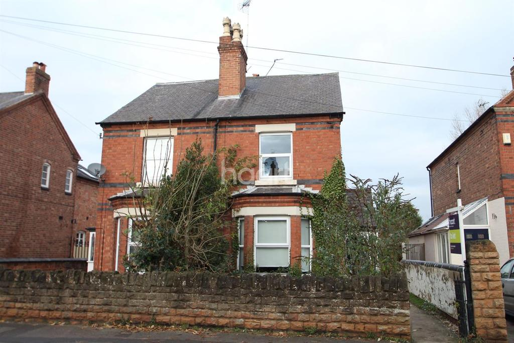 2 Bedrooms Semi Detached House for sale in Long Acre, Bingham, Nottinghamshire