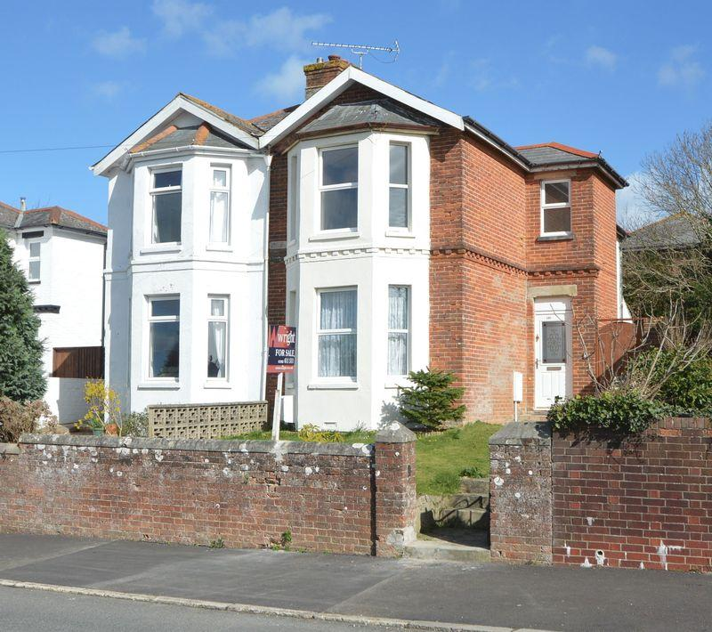 3 Bedrooms Semi Detached House for sale in ELMFIELD, RYDE