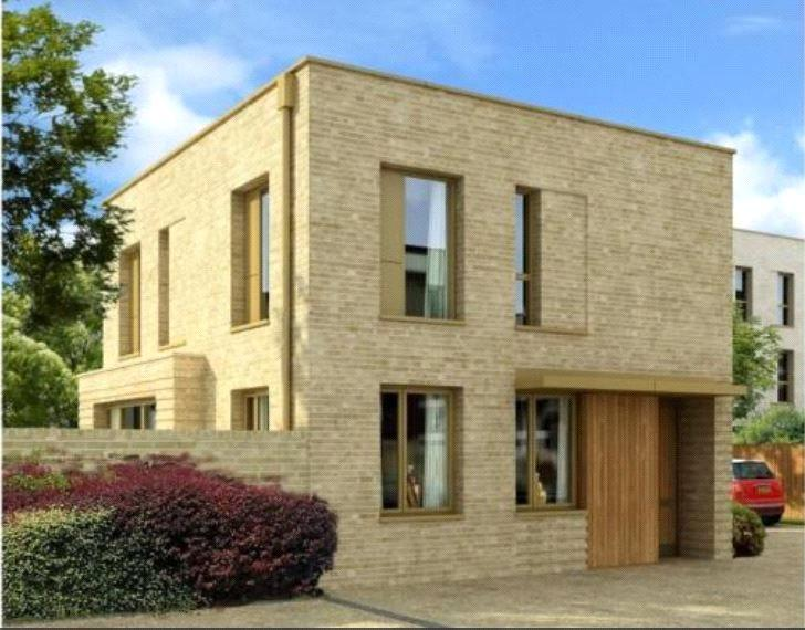 3 Bedrooms Detached House for sale in The Chocolate Works, Campleshon Road, York, YO23