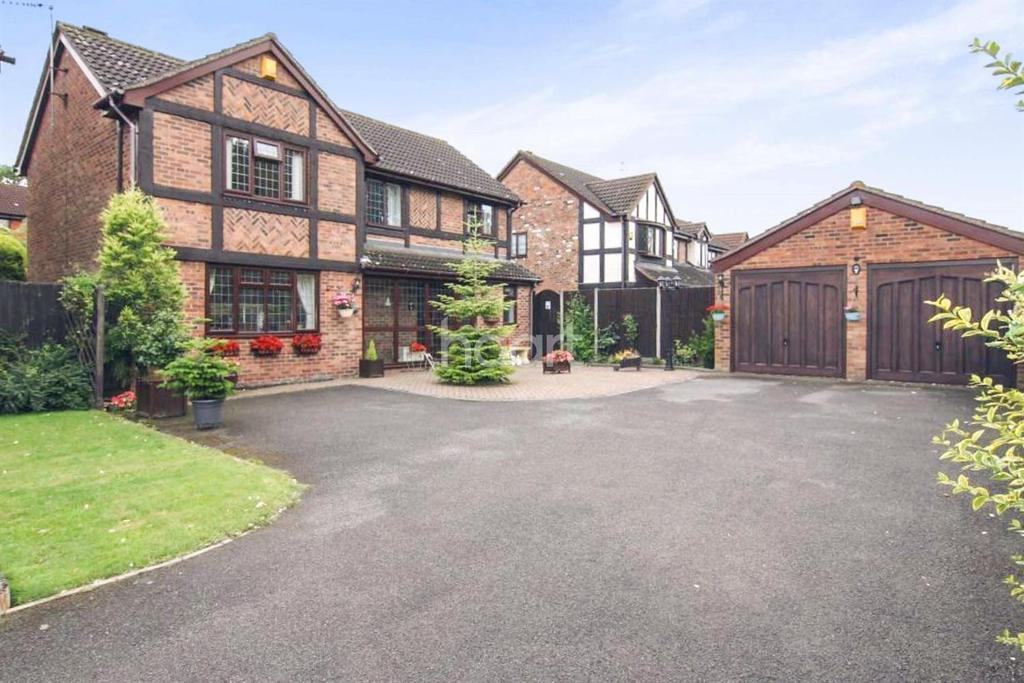 4 Bedrooms Detached House for sale in Calm In County View
