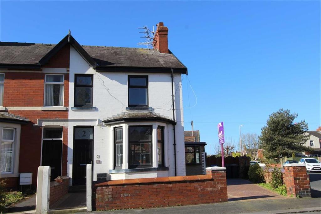 4 Bedrooms End Of Terrace House for sale in Hope Street, Lytham St Annes, Lancashire
