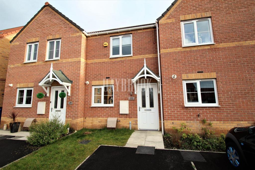 2 Bedrooms Terraced House for sale in Thornham Meadows, Goldthorpe