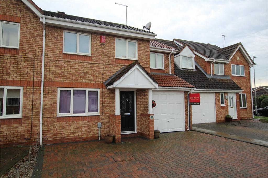 4 Bedrooms Semi Detached House for sale in Hill Crest Drive, Beverley, East Riding of Yorkshire