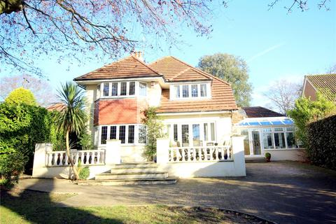 5 bedroom detached house for sale - Springfield Road, Lower Parkstone, Poole, Dorset, BH14