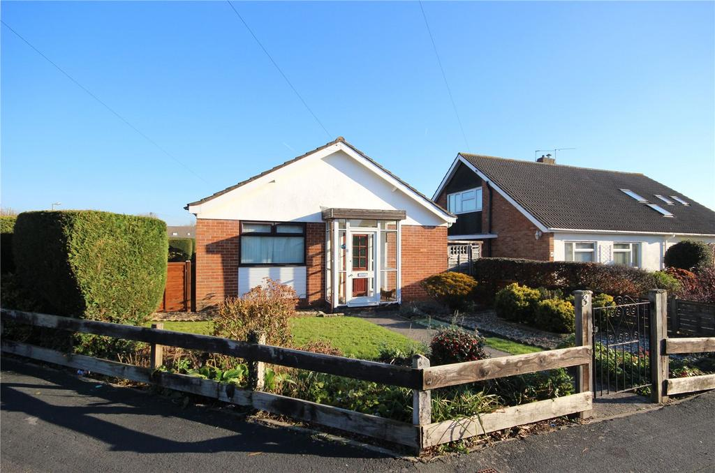 2 Bedrooms Detached Bungalow for sale in Bourton Close, Patchway, Bristol, BS34