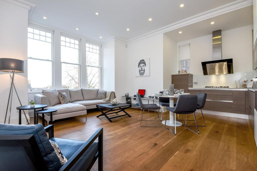 3 Bedrooms Flat for sale in Shepherds Hill, Highgate, N6