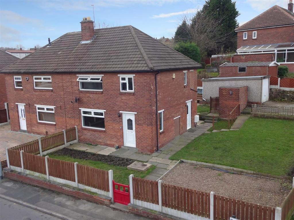 3 Bedrooms Semi Detached House for sale in Broadgate Avenue, Horsforth