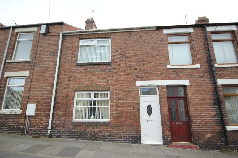 2 Bedrooms Terraced House for sale in Cooperative Terrace, Crook