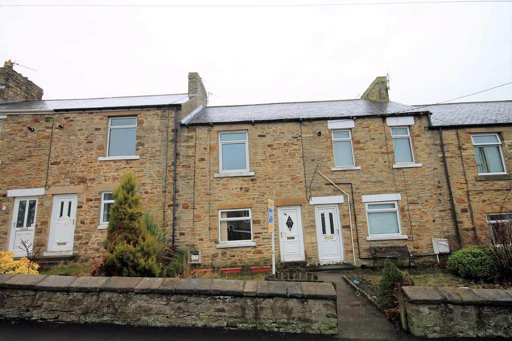 2 Bedrooms Terraced House for sale in West Terrace Billy Row, Crook