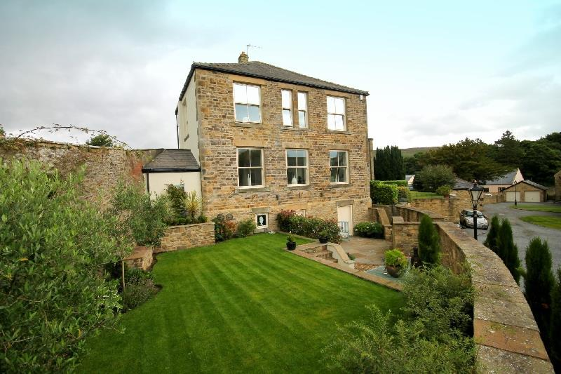 4 Bedrooms Detached House for sale in Horn Hall Stanhope, Bishop Auckland