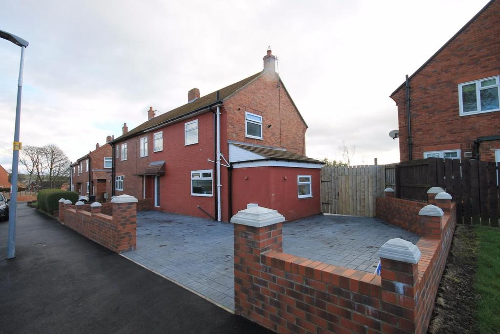 3 Bedrooms Semi Detached House for sale in Acacia Gardens, Crook