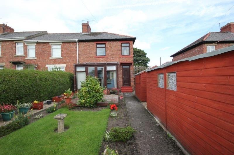 3 Bedrooms Semi Detached House for sale in Beech Avenue, Crook