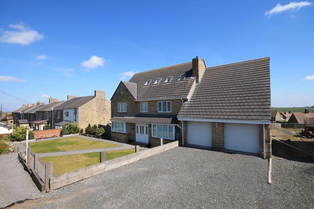 5 Bedrooms Detached House for sale in Smith Street Tow Law, Bishop Auckland