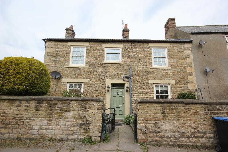 3 Bedrooms End Of Terrace House for sale in Front Street Wolsingham, Bishop Auckland