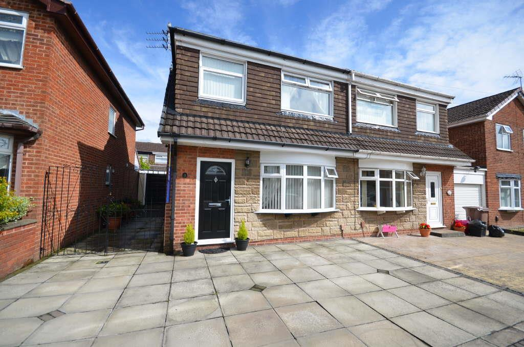 3 Bedrooms Semi Detached House for sale in Campion Close, St Helens