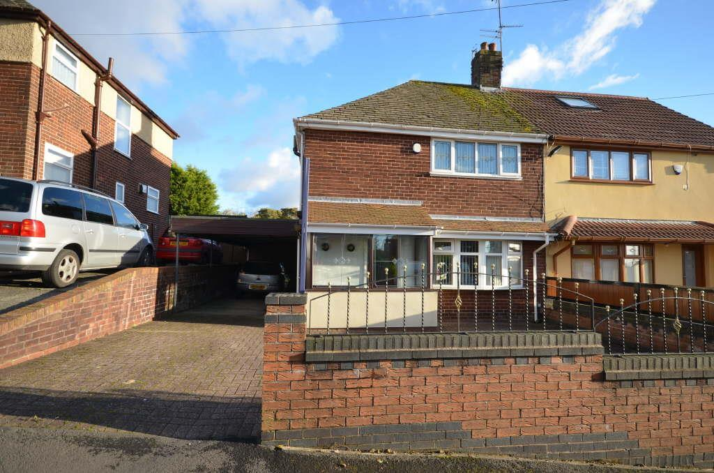 3 Bedrooms Semi Detached House for sale in Mossbank
