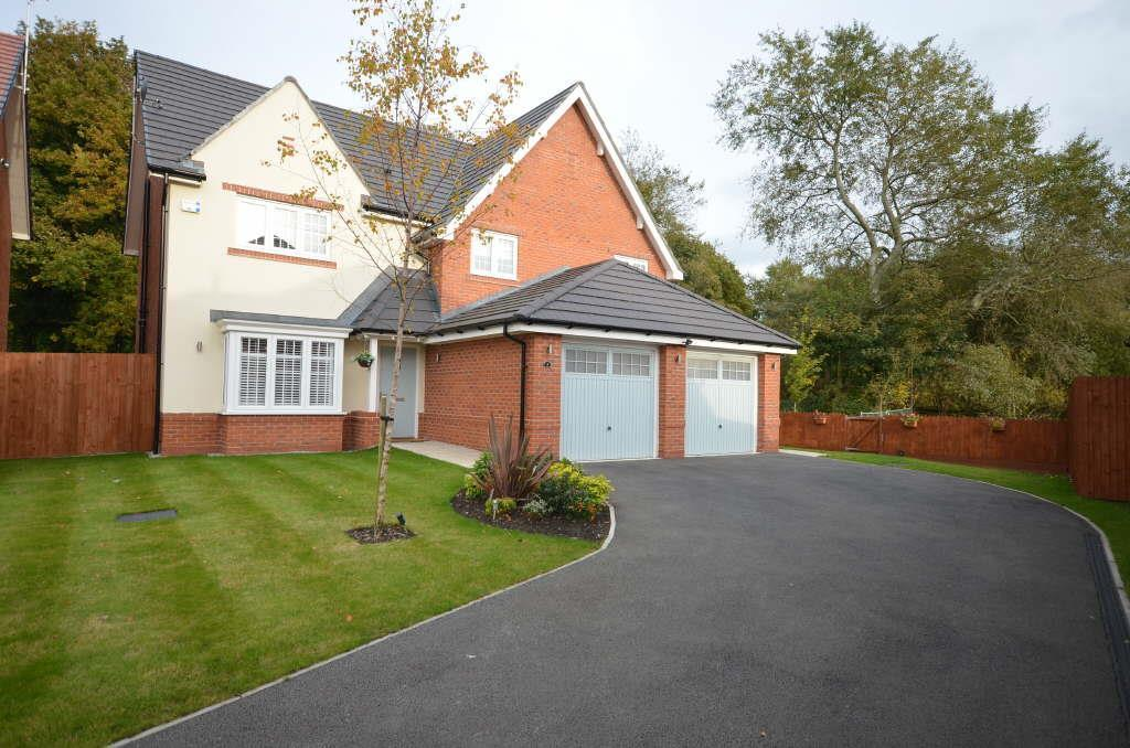 5 Bedrooms Detached House for sale in Meadow View, Rainford