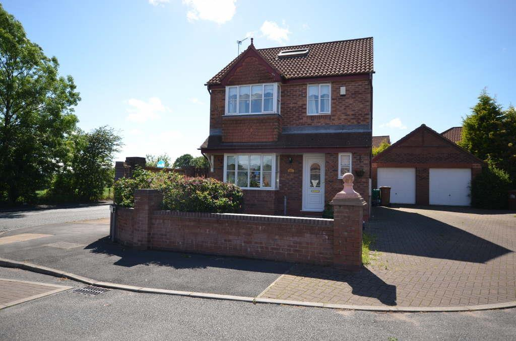 4 Bedrooms Detached House for sale in Swan Gardens, St Helens