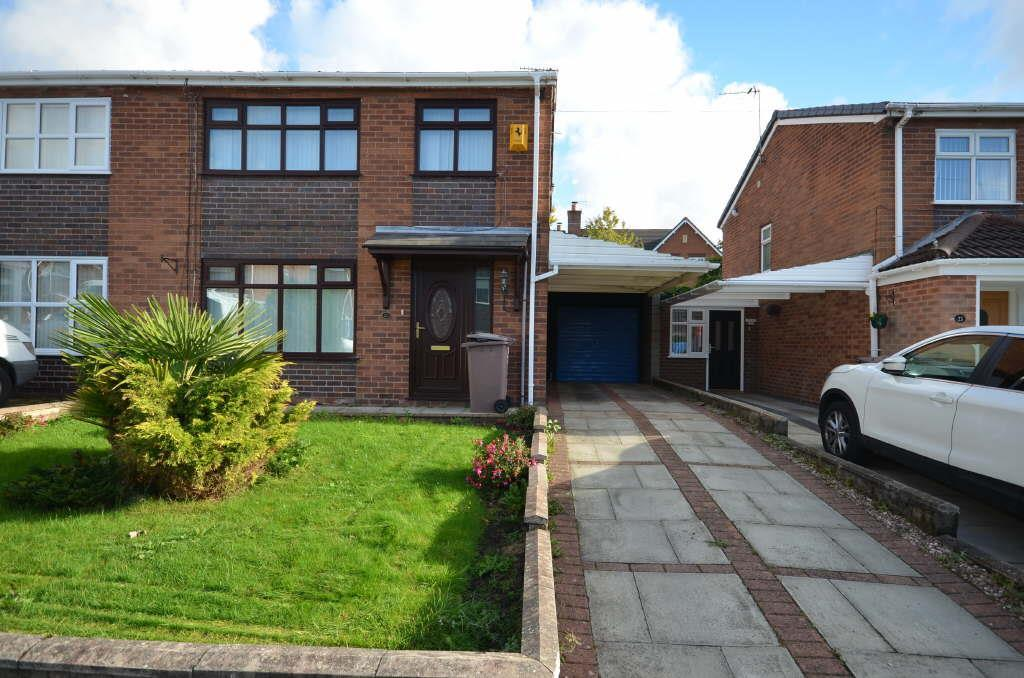 3 Bedrooms Semi Detached House for sale in Beech Gardens, Rainford