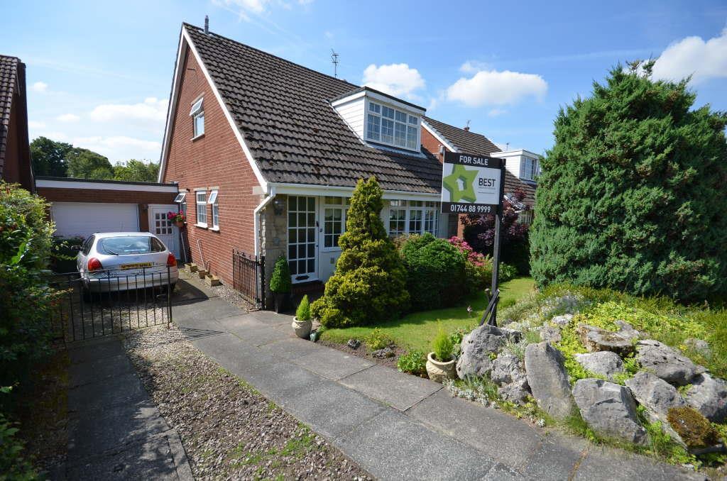 3 Bedrooms Detached House for sale in Heyes Grove, Rainford