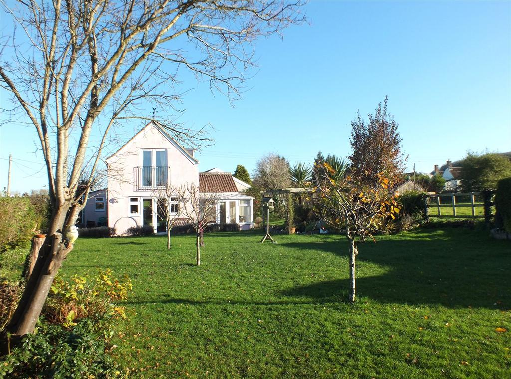 2 Bedrooms Detached House for sale in Banwell Road, Locking, Weston-super-Mare, North Somerset, BS24
