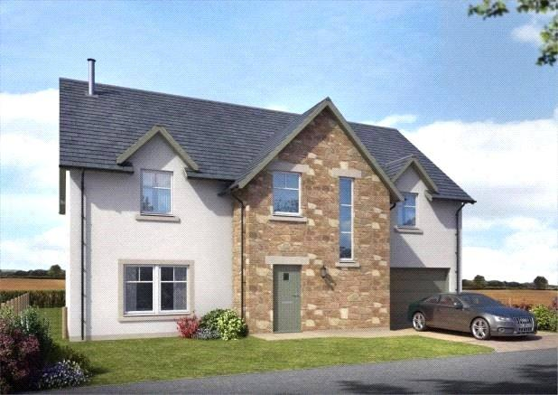 4 Bedrooms Detached House for sale in Mains Of Mawcarse (Plot 3), Milnathort, Kinross-Shire, KY13
