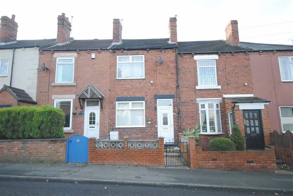 2 Bedrooms Terraced House for sale in Leeds Road, Kippax, Leeds, LS25