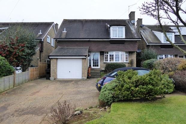 3 Bedrooms Detached House for sale in Main Street, Farthingstone, Towcester, NN12