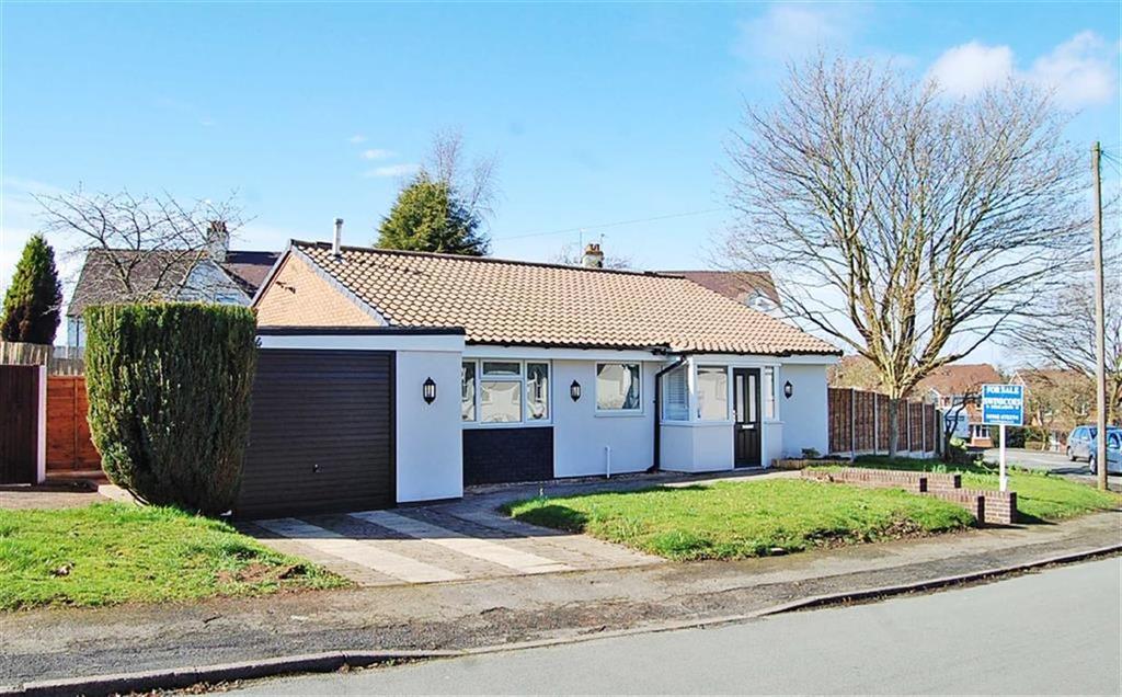 3 Bedrooms Detached Bungalow for sale in Hazel Grove, Wombourne