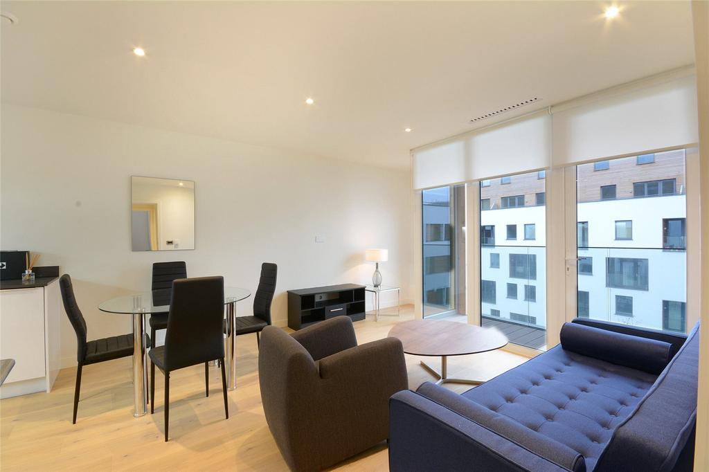 2 Bedrooms Flat for sale in Capitol Way, Colindale, London, NW9