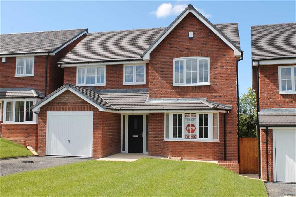 6 Bedrooms Detached House for sale in New House, Coppice Drive, Craven Arms