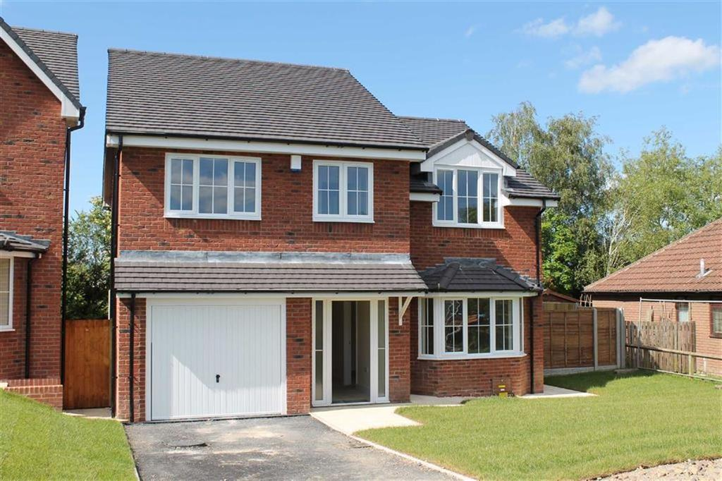 5 Bedrooms Detached House for sale in New House, Coppice Drive, Craven Arms