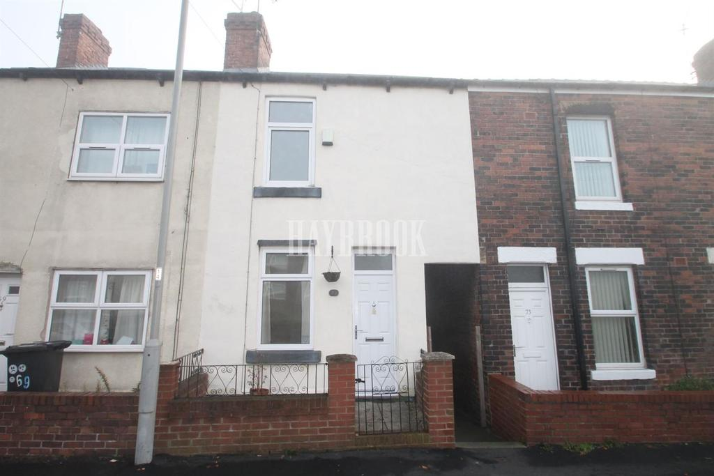 2 Bedrooms Terraced House for sale in Meadowhall Road, Kimberworth