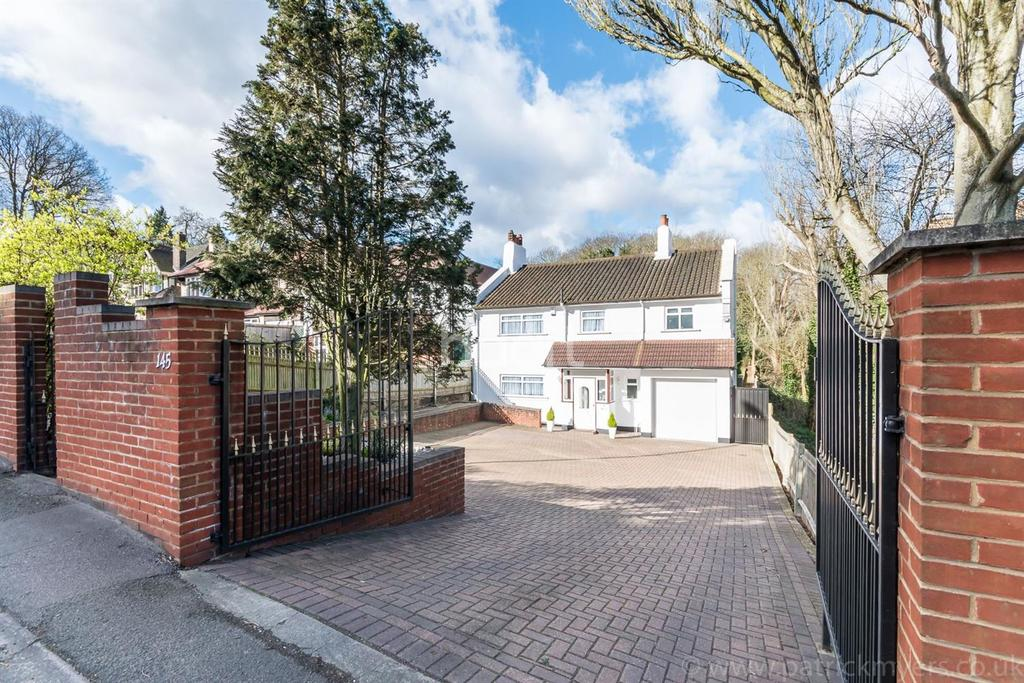 4 Bedrooms Detached House for sale in Sydenham Hill , Forest Hill, London , SE23