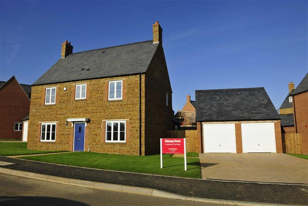 5 Bedrooms Detached House for sale in Millers Way, Middleton Cheney