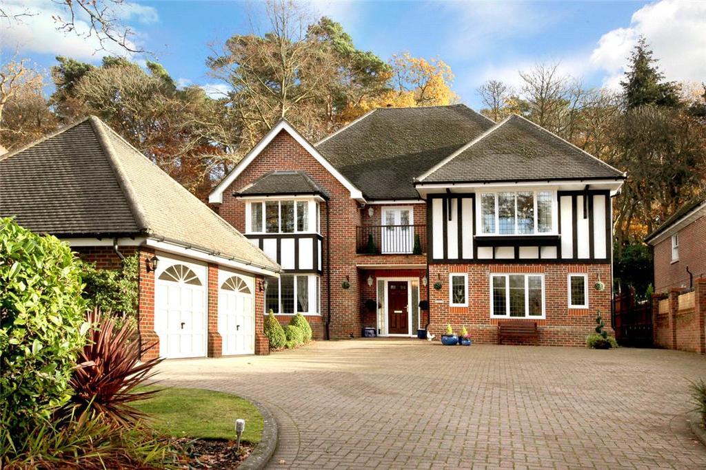 6 Bedrooms Detached House for sale in Bagshot Road, Sunninghill, Berkshire, SL5