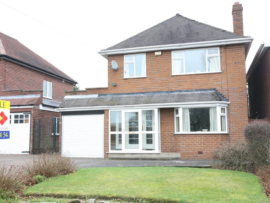 3 Bedrooms Detached House for sale in 198 Longford Road, Cannock, WS11 1QN