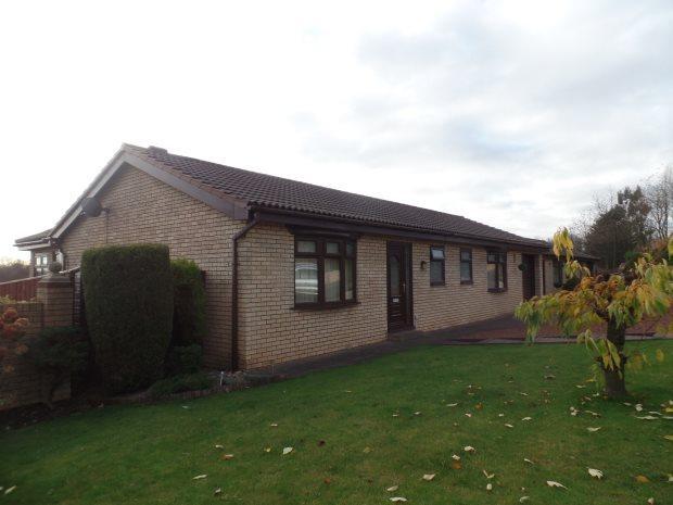 4 Bedrooms Detached Bungalow for sale in WITTON GARTH, PETERLEE, OAKERSIDE, PETERLEE