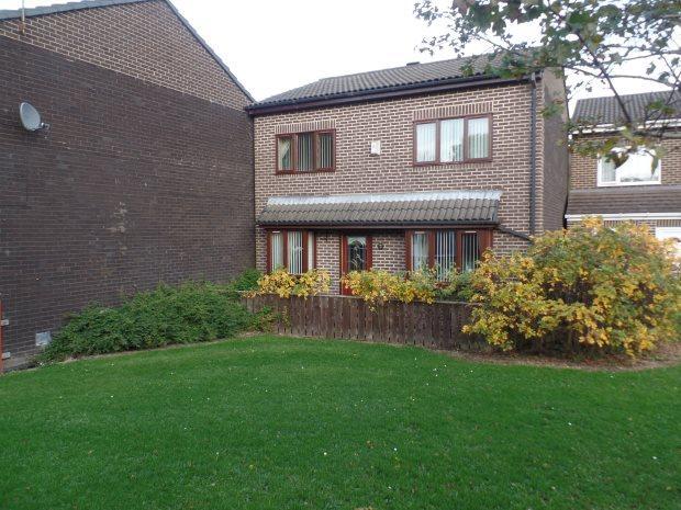 3 Bedrooms Detached House for sale in SUNNYBLUNTS, PETERLEE, PETERLEE