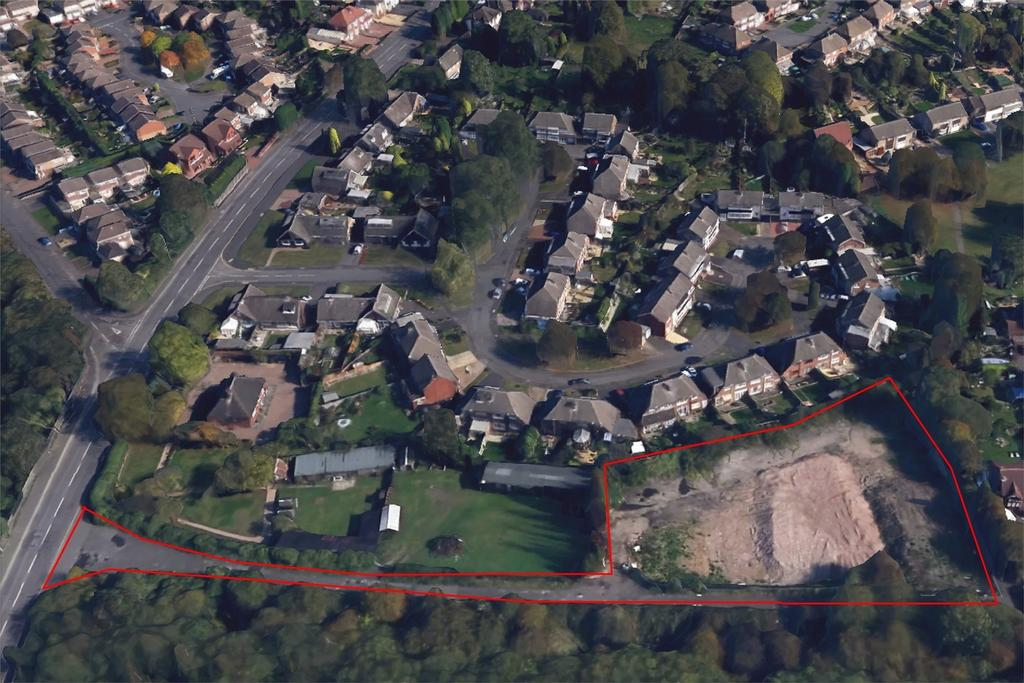 Land Commercial for sale in Gibbons Lane, Pensnett