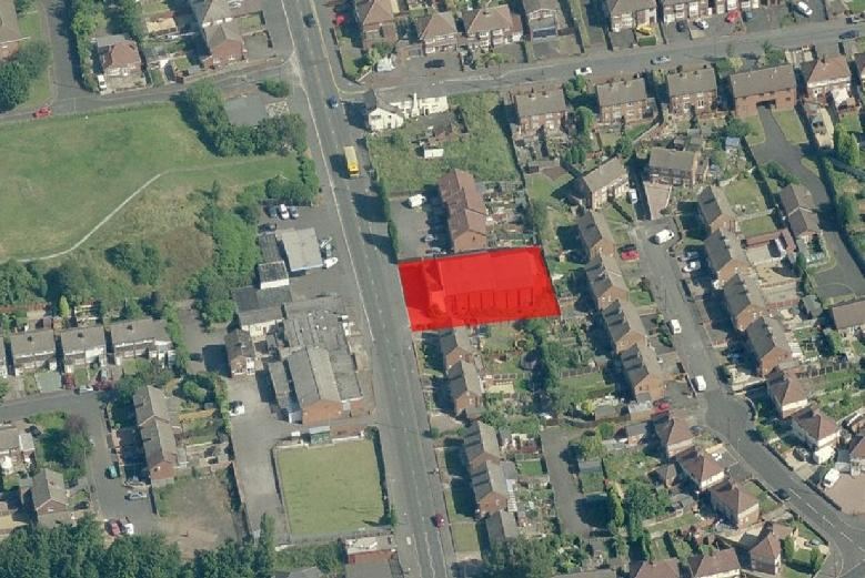 Land Commercial for sale in 135 Commonside, Pensnett, Dudley