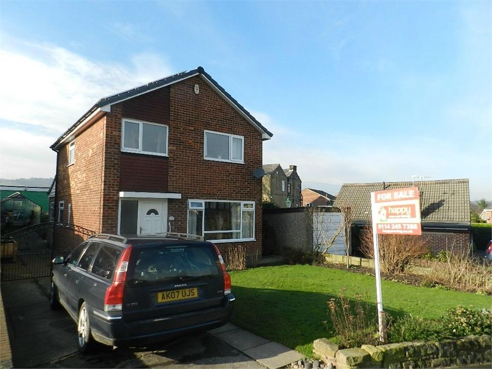3 Bedrooms Detached House for sale in Oak Lodge Road, High Green, SHEFFIELD, South Yorkshire